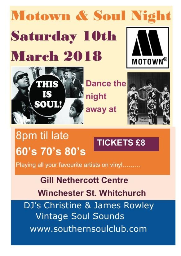 Gill Nethercott Centre 10 March 2018