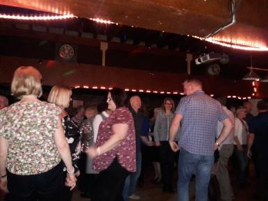 Irish Centre dance floor 27.1.18