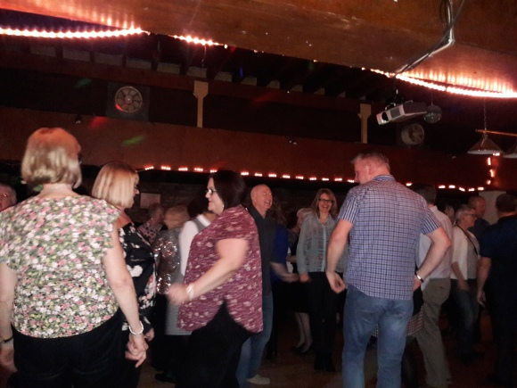 Irish Centre dance floor 27.1.18