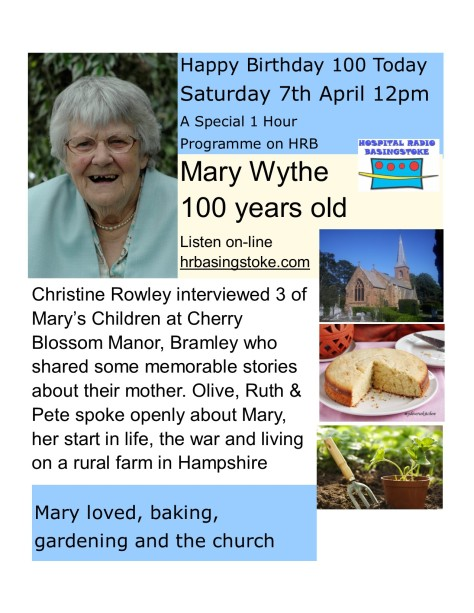 Mary Wythe