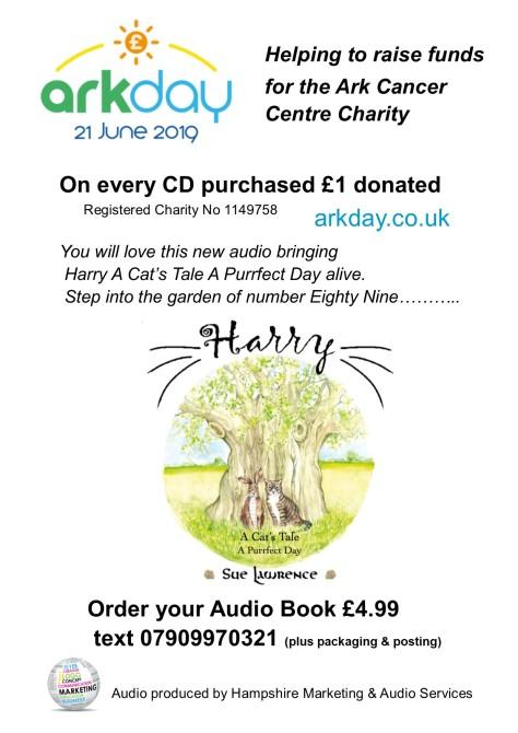Ark Flyer Audio Book