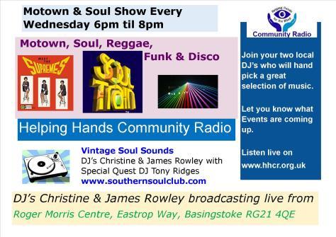 Motown & Soul Show HHCR